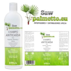 Champú Anti caída PH 5.5 saw palmetto