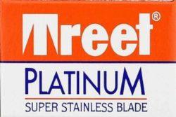 Lâminas de barbear treet Platinum 10 Unidades de Caixa