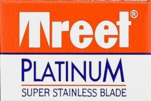 Treet Platinum Raso lame 10 unità scatola