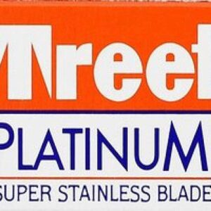 Treet Platinum Shaving Blades 10 Box Units