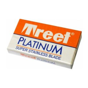 Treet Platinum Shaving Blades 10 units