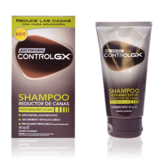 Champú reductor de Canas Just For Men Control GX
