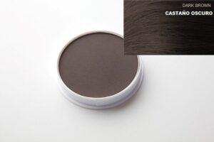Maquiagem capilar dermmarch castanha escura