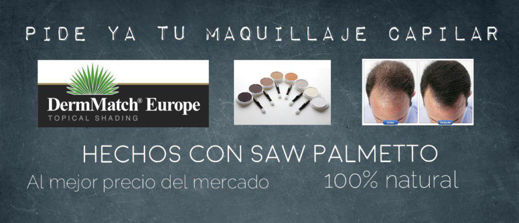 dermmatch saw palmetto