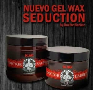 new gomina dr barber seduction