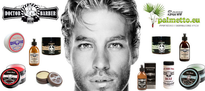 productos doctor barber