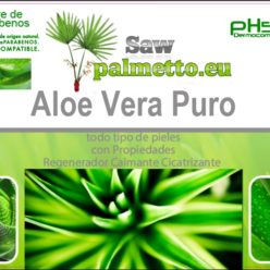 Aloe Vera Pure Post Haartransplantation