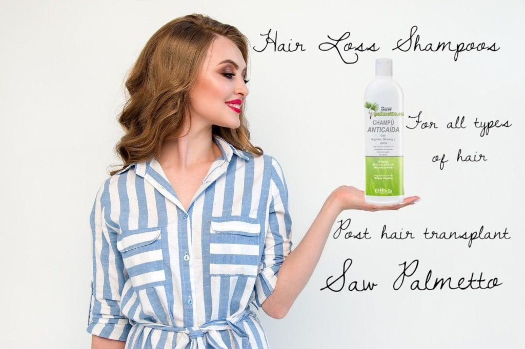 hair loss shampoos with saw palmetto