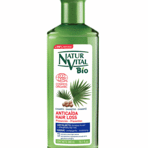SHAMPOO anti-cancro BIO Ecocert con sega palmetto 300 ml