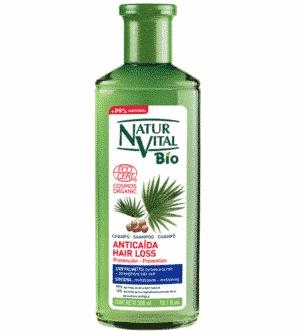 BIO Ecocert Anti-Krebs-Shampoo mit Sägepalme 300 ml