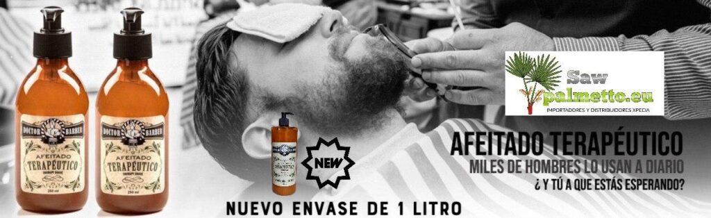 afeitado terapeutico 1 litro