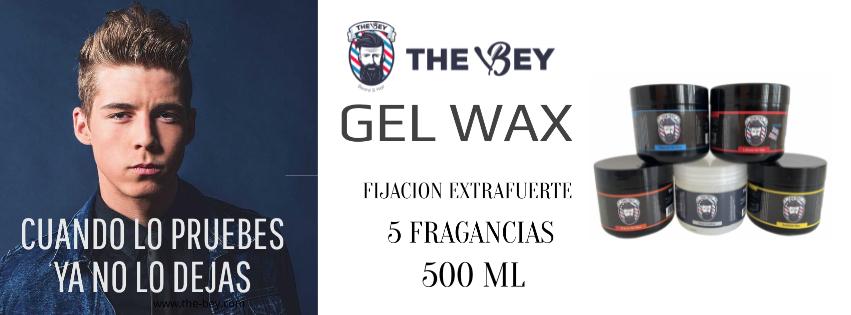 gel wax the bey 500 ml